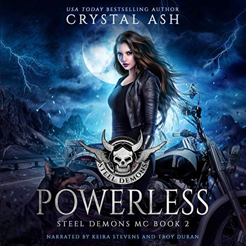 Powerless  By  cover art