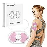 Elettrostimolatore Muscolare, OUZIGRT TENS Stimolatore Muscolare Wireless Massaggiatore Schiena e...