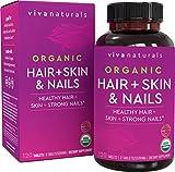 Best Organic Vitamins - Organic Hair Skin and Nails Vitamins – Womens Review