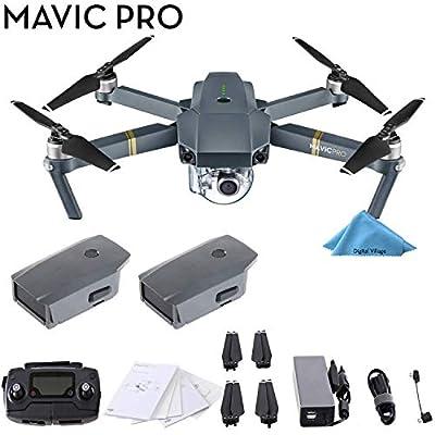 Mavic Pro with Extra Battery Parent