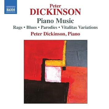 Dickinson: Piano Music