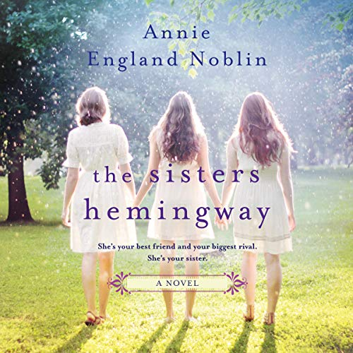 The Sisters Hemingway audiobook cover art