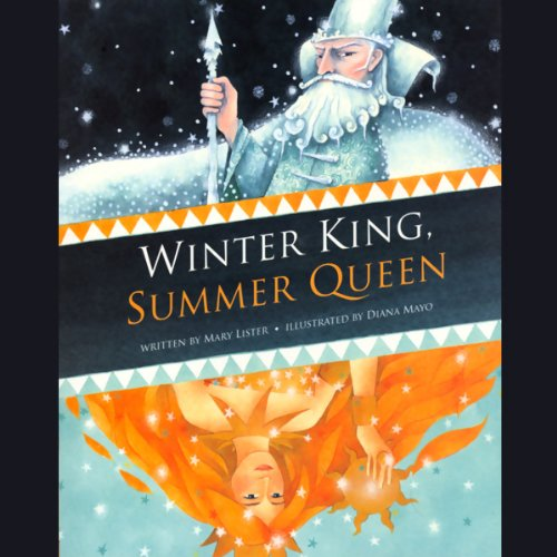Winter King, Summer Queen audiobook cover art