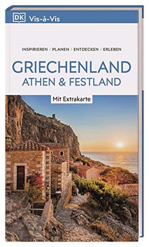 Vis-à-Vis Reiseführer Griechenland, Athen & Festland: mit Extra-Karte zum Herausnehmen