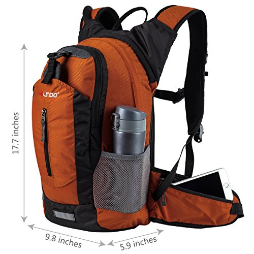 Gelindo Lightweight Daypack with Hydration Pack