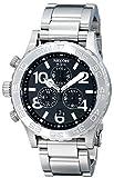 quartz steel watch