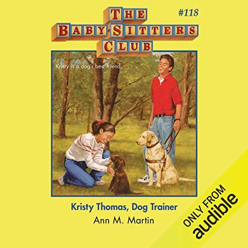 Couverture de Kristy Thomas, Dog Trainer