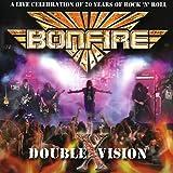 Double Vision: Live von Bonfire