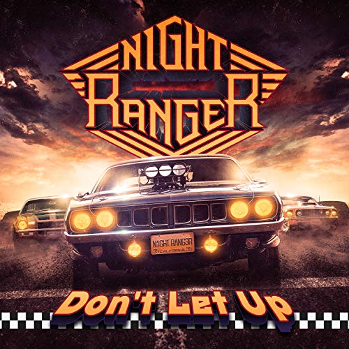 Night Ranger – (Won't Be Your) Fool Again