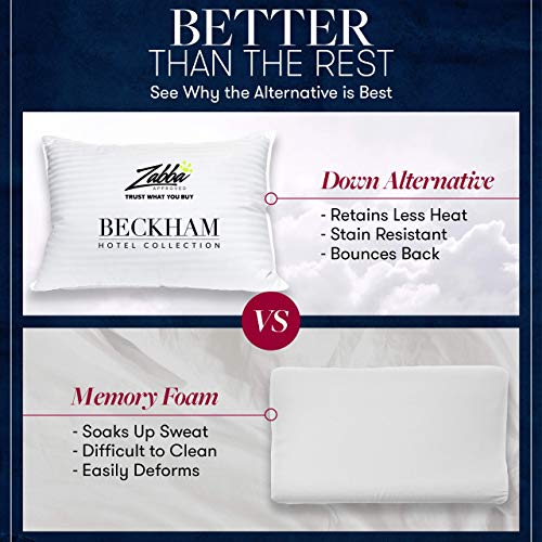 Beckham Hotel Collection Gel Pillow Pack