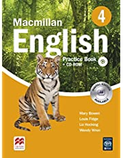 MACMILLAN ENGLISH 4 Practice Pk