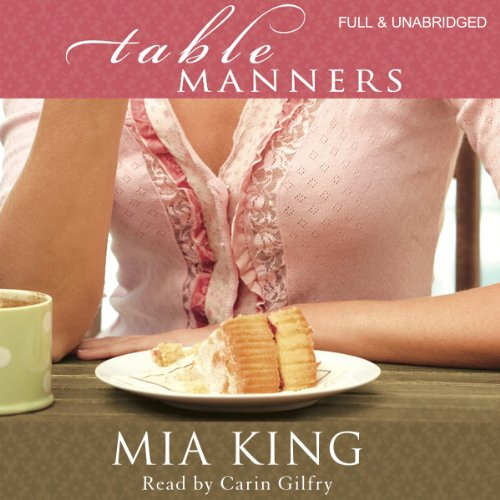 Table Manners audiobook cover art