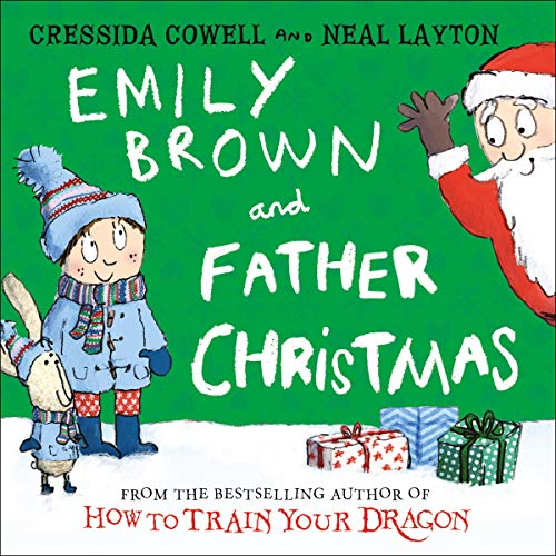Emily Brown and Father Christmas cover art