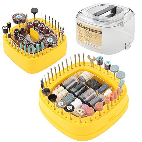 A-KARCK Rotary Tool Accessories Kit 276PCS, 1/8