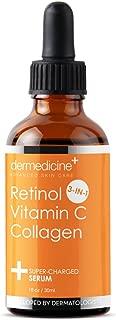 Best collagen retinol serum Reviews