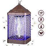 YUNLIGHTS 9W Insektenvernichter Elektrisch Mückenschutz Fliegenfalle Moskito Killer Mückenfalle...