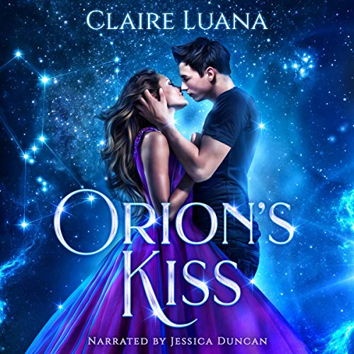 Couverture de Orion's Kiss