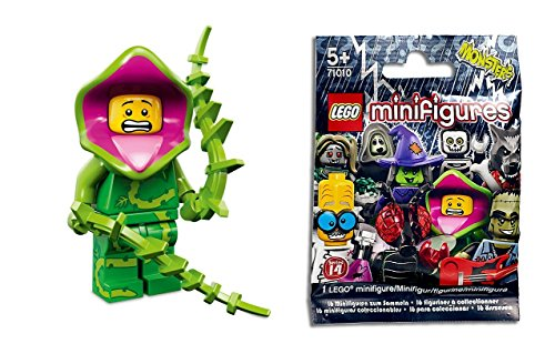 Lego Series 14 Minifigures 71010 (Lego Series 14 Plant Monster)