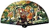 QMGLBG 1000 Pieces of Wooden Puzzles Ocho inmortales Mahjong-Chino clásico Juego de Caracteres mitológicos Puzzle como Regalo