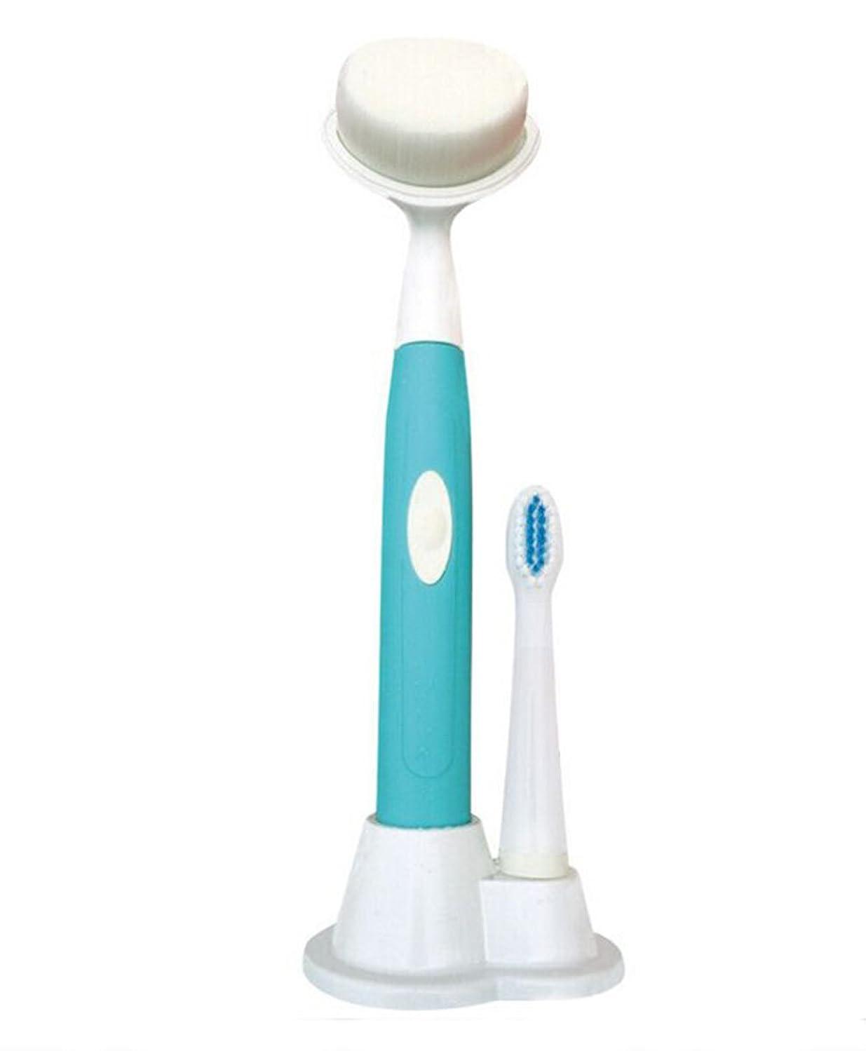 帽子タクトフェローシップノーブランド品電動歯洗顔ブラシ