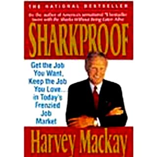 Sharkproof audiobook cover art