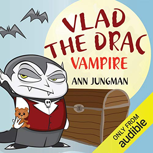 Vlad the Drac Vampire cover art