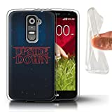Phone Case for LG G2 Mini/D620 Strange Retro Upside Down