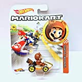 Monstertruck HW Mario Kart Tanooki Mario Standart Kart New Die-Cast