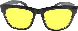 Mainstayae Fashion Night Driving Glasses Anti-Glare Vision Driver Safety Sunglasses Goggles