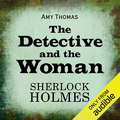 The Detective and the Woman copertina