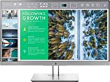 HP EliteDisplay E243 - Monitor de 23, 8 pulgadas ajusable en altura (FHD antireflejo; 1920 x 1080 a 60Hz; IPS LED,  250cd/m; 5ms; 16:9; 1 x VGA; 1 x HDMI 1.4; 1 x DisplayPort 1.2; 2 x USB 3.0)