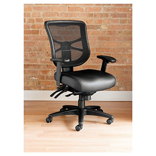 ALEEL4215 - Elusion Series Mesh Mid-Back Multifunction Chair