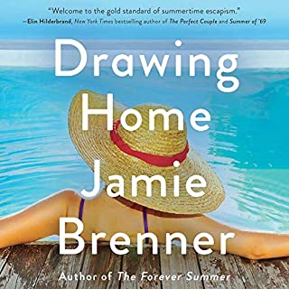 Drawing Home                   By:                                                                                                                                 Jamie Brenner                               Narrated by:                                                                                                                                 Karissa Vacker                      Length: 12 hrs     8 ratings     Overall 4.8