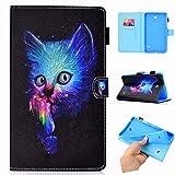 Hülle für Samsung Galaxy Tab 4 7.0 T230 T235 - Flip Cover Schutzhülle mit Standfunktion für Samsung Galaxy Tab 4 7.0 T230 T235 Tablet PC