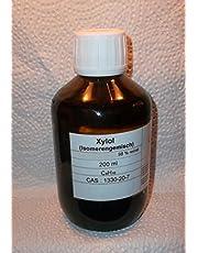 200 ml xyleen, 98% issomeermengsel, lakverdunner, oplosmiddel