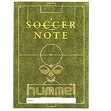 hummel(ヒュンメル) サッカーノート ベーシック版 HFA9021