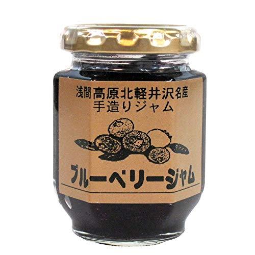 石田農園 ブルーベリージャム 140g  4ビン