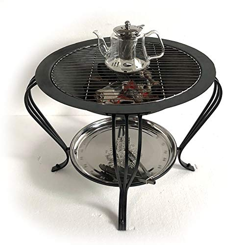 Learn More About YXB Grill Portable BBQ Outdoor BBQ Grill Available at The Bonfire Table BBQ Barbecu...