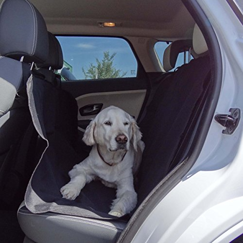 Auto Hundedecke für Rückbank empfohlen für Audi Q3 - wasserabweisend, 146x123cm