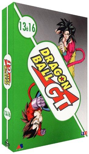 Dragon Ball GT - Coffret 4 - 4 DVD - Épisodes 49 à 64