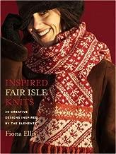 inspired fair isle knits
