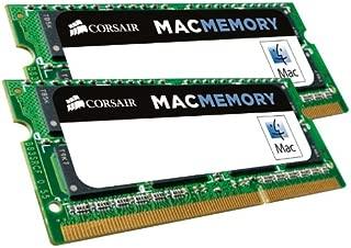 Corsair Apple Certified 16 GB (2x8 GB) DDR3 1600MHz (PC3 12800) Laptop Memory 1.35V