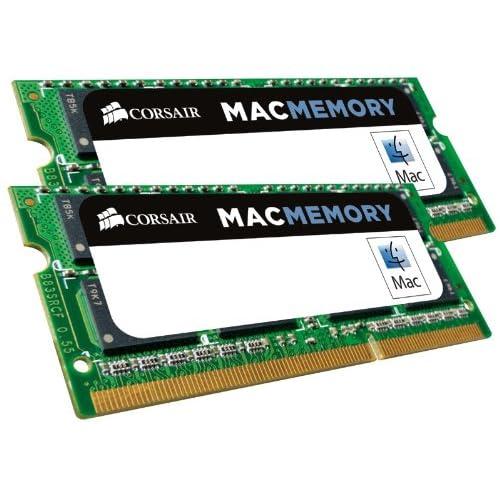 Corsair Apple Certified 16 GB (2x8 GB) DDR3 1600MHz (PC3 12800) Laptop