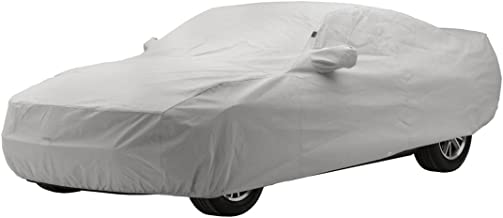 Black Covercraft Custom Fit Car Cover for Select Buick Century//60 Models Fleeced Satin FS12968F5