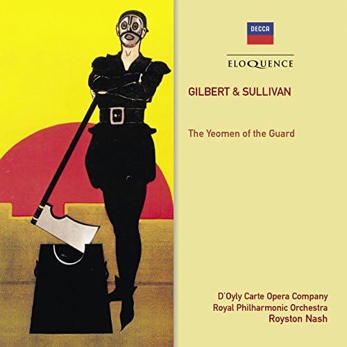 The D'Oyly Carte Opera Company, Royston Nash & Royal Philharmonic Orchestra
