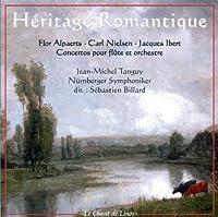 Flute Concerto: Tanguy(Fl) Billard / Nurnberg So +ibert: Concerto, Alpaerts