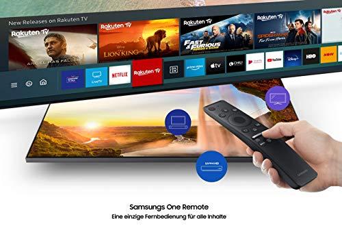 SAMSUNG GU43TU8079UXZG TV 109,2 cm (43