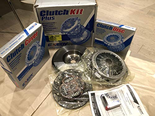 EXEDY 2 PART CLUTCH KIT AND CSC 8944872100425