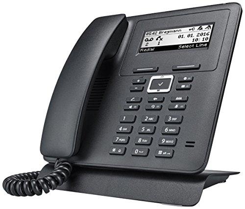 Telekom 40318823 Systemtelefon IP 620 schwarz