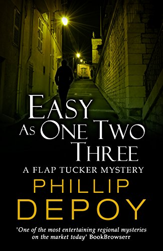 Easy as One, Two, Three (A Flap Tucker Mystery Book 3)